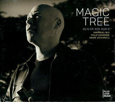 OLIVIER KER OURIO  magic tree   /  DIGIPACK
