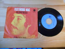 "7"" Pop Fleetwood Mac - Albatross / Jigsaw Puzzle Blues BLUE HORIZON"