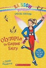 Olympia the Games Fairy (Rainbow Magic, Special Edition)