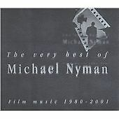 Very Best of Michael Nyman: Film Music 1980-2001 by Michael Nyman 2 CDs