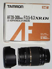 Tamron AF 28-300mm f/3.5-6.3 XR Di Macro VC Nikon - AS NEW