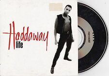 Haddaway - Life **1993 Australian 3 Track CD Single**VG Cond