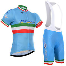Completo ciclismo/Cycling Jersey and pants  Team Astana 2017