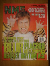 NME 1998 JUN 27 BLUR PLACEBO STEREOPHONICS RADIOHEAD