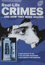 Real-Life Crimes Issue 92 - William Wallace, Kevin Weaver, Patricia Turcsan
