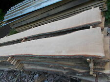 Eiche Stieleiche Bohlen Bretter unbesäumt Zaun sehr schön rustikal 27-45cm 4€