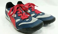 Puma Men's Size 10.5 Hawaii XT 348962-02 White Gray Red Sneakers Rare Colors