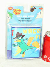 NEW SEALED DISNEY PHINEAS AND FERB AGENT P PERRY PEEL AND STICK WALLPAPER BORDER