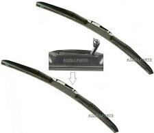 FOR LEXUS IS220 IS250 2.2TD 2.5 05 06 07 08 09 10 FRONT WIPER BLADES SET OEM