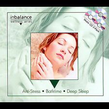 Relaxation Music CD 3-Pack 2006 by Twin Sisters Productions