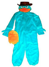 Agent P Perry Platypus Disney Theme Parks Costume NWT Size Extra Small 4 5