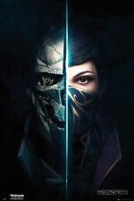 Déshonorée 2 poster-faces-nouveau déshonorés de jeu 2 poster FP4292