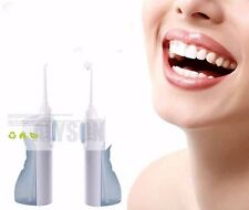 New electric soft Sonicare cordless water pick tooth teeth flosser floss 2 tip