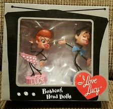 I Love Lucy Bobbing Head Dolls  Only 10,000 made! Hand-Painted!