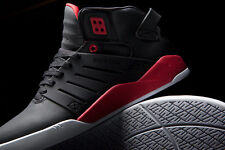 SUPRA SKYTOP III 3 STEALTH BLACK FULL GRAIN LEATHER SIZE 12 LIMITED BRAND NEW