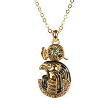 Egyptian Egypt Ra Re Solar Deity God Necklace Pendant Fashion Jewelry Accessory