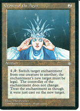 MAGIC THE GATHERING ICE AGE ARTIFACT CROWN OF THE AGES
