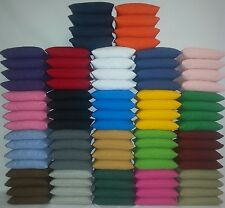Set Of 8 Regulation Top Quality Cornhole Bean Bags 21 Colors Free Shipping