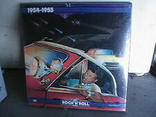 1954-1955 The Rock 'n' Roll Era Time-Life Music Double LP vinYL NEW AND SEALED
