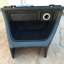 88-91 Civic Ef9 Center Console Black