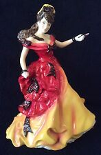 Royal Doulton Belle HN3703 - 1996 Figure of the Year - Mint COA GIFT