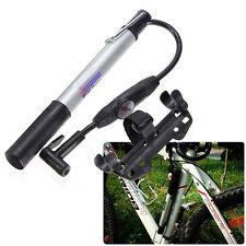 Fahrradpumpe Luftpumpe Standpumpe Fahrrad Standluftpumpe mit Manometer Fußpumpe