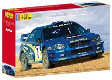 Rennwagen 1:24 Heller 80750: Subaru Impreza WRC`03