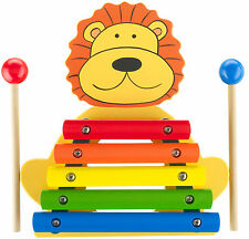 Orange Tree Toys LION XYLOPHONE Baby/Toddler/Child Wooden Toys Music BN
