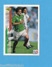 Figurina/CARDS-UPPER DECK 94 -WC USA 94- n.28- LUIS GARCIA - MESSICO