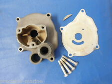 378394, Impeller Housing And Plate, 1962 Evinrude 75hp, Model 50931