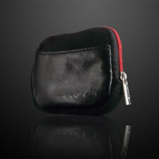 AWEI Leather Case Storage Pouch Bag For Headphone Earphone MP3 MP4 Player