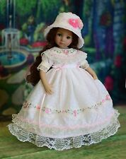 """""""Tea Party Dress""""  Outfit, Clothes for 13"""" Dianna Effner Little Darling"""