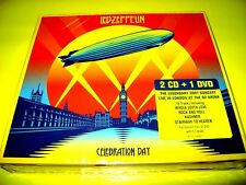 LED ZEPPELIN - CELEBRATION DAY 2CD + DVD DELUXE DIGIPACK OVP | Shop 111austria
