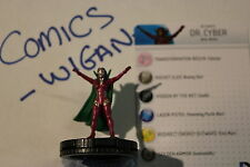 DC Heroclix Superman/Wonder Woman #038 Dr Cyber
