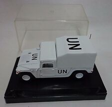 Victoria ?1/43? UN White Military Humvee Hummer Humve Die-Cast Model FREE SHIP!!