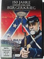 Der amerikanische Bürgerkrieg - 10 Std. Schlachten, Südstaaten, Abraham Lincoln