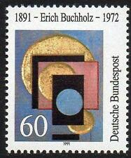 GERMANY MNH 1991 SG2339 BIRTH CENTENARY OF ERICH BUCHHOLZ