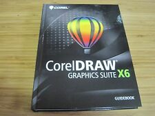 CorelDraw Graphics Suite X6 GuideBook *** NEW ***
