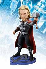 "NECA THE AVENGERS MOVIE BOBBLE HEAD KNOCKER - 7"" THOR HEADKNOCKER FIGURE NEW"