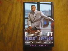 BRETT  PULLEY  Signed  Book (THE  BILLION  DOLLAR  BET-2004 1st Edition Hardback