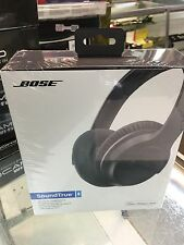 BRAND NEW Bose SoundTrue around-ear headphones  - Charcoal Black