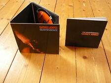 Quincy Jones & His Orchestra  The Quintessence (Impulse Master Sessions) DIGIPAK