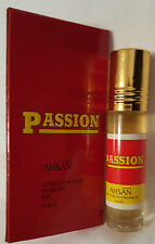 Passion By Ahsan Coriander Rose Amber Sandal 8ml Roll On Single Perfume Oil