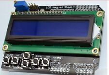 LCD Keypad Shield LCD1602 LCD 1602 Module Display For Arduino ATMEGA328 / 2560