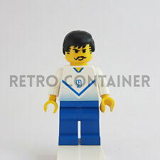 LEGO Minifigures - 1x soc083 - Soccer Player # 9 - Calciatore Omino Minifig 3420