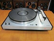 Luxman PD-375 Direct Drive Fully Automatic Turntable Audiophile Ortofon LM 15