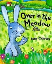 Over in the Meadow by Jane Cabrera (2000, Hardcover)