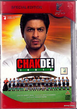 CHAK DE INDIA - BOLLYWOOD 2 DISC DVD - FREE POST