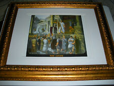 """C.T. Russell Photo-Drama of Creation Photo """"The Logos"""" Watchtower IBSA Jehovah"""