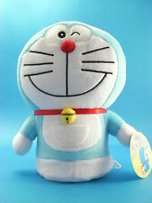 New!! Doraemon Soft Plush Doll Toy Coin Bank, Epoch Japan, import JP